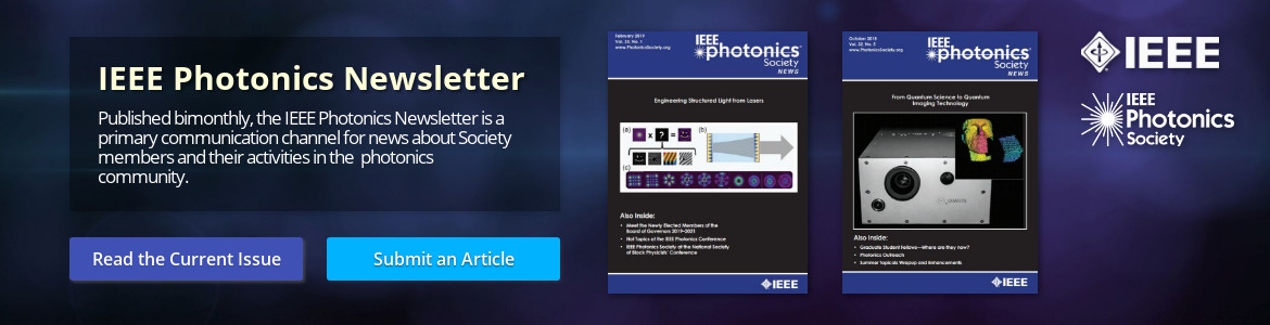 IEEE Photonics Newsletter