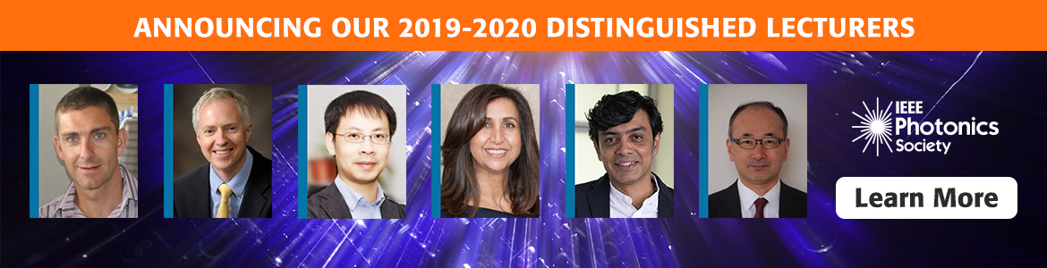2019-2020 Distinguished Lecturers